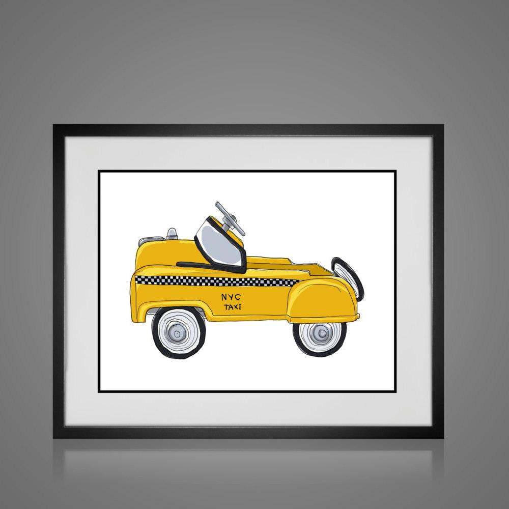 Framed Wall Art - VINTAGE NURSERY PRINT - Art For Children ...