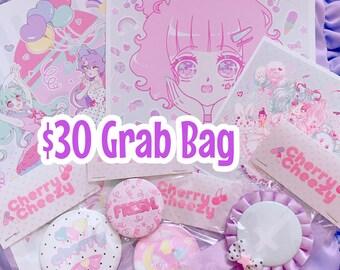 SALE - 7 Item Fairy Kei Grab Bag