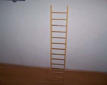 Wooden Pet Ladder 3 foot long bird /reptile/iguana