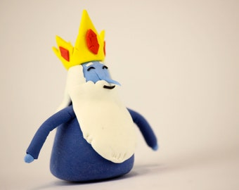 Ice King Figure from Adventure Time