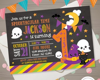 Costume party halloween birthday invitation polka dots kid halloween birthday invitation halloween invitation kids halloween 1st birthday halloween party costume party invitation halloween invite filmwisefo