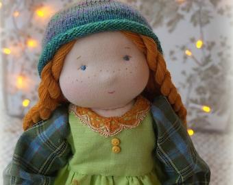 Walgorf inspired doll Foxy