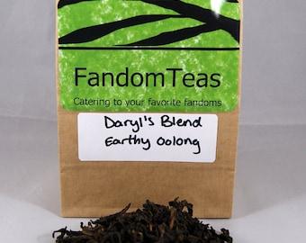 Kiss my Crossbow- Walking Dead Inspired Tea (Earthy Oolong)