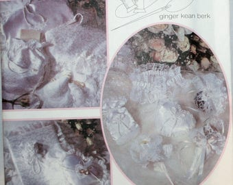 Bridal Accessories Sewing Pattern - Simplicity 8461 - New Uncut
