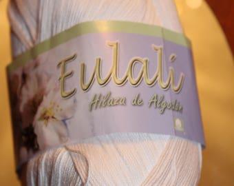 Omega Eulali Cotton Yarn Hilaza de Algodon 100gr Skein