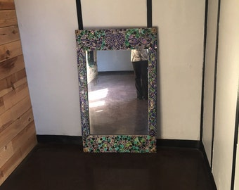 HooTastic You Are Mosaic Mirror