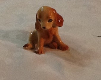 Adorable Beswick Labrador Puppy Figurine