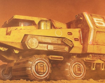 1/12th scale miniature RoverLab