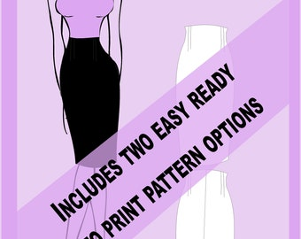 Sewing Pattern: The Pencil Skirt