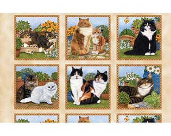 Feline Fine Panel 1890-129