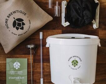 Craft Beer Brewing Starter Kit
