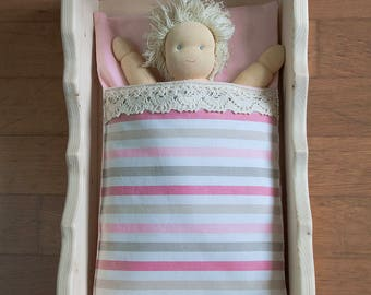 Full Pink for Doll bed
