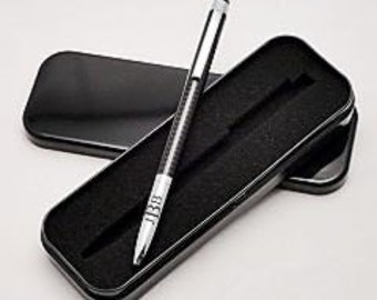 Pen and Touch Screen Stylus, Personalized/Monogrammed - Laser Engraved