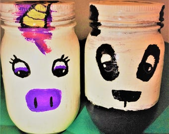 Adorable Animal Jars