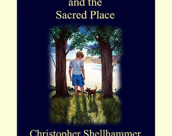 Twin Trees and Sacred Place ebook PDF file, Short Story for Children & Adults by Award Winning Artist Christopher Shellhammer.