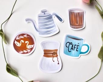 Coffee Love Sticker Pack