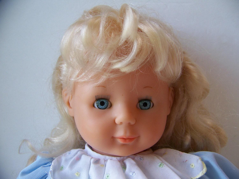 Vintage Famosa Doll Made in Spain. Vintage Doll. Dolls. Large