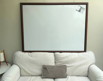 Magnetic whiteboard. Framed whiteboard Magnetic notice board Magnetic memo board Large whiteboard Magnetic dry erase board Office whiteboard