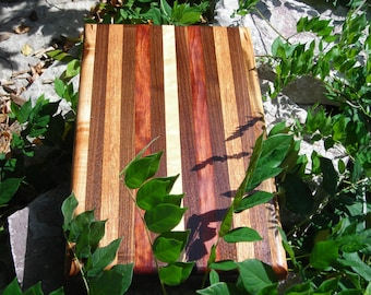 "Handmade Wood Cutting Board***""FREE SHIPPING***"