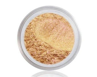 Eye Candy HD Wet/Dry Loose Pigments-Gold Rush