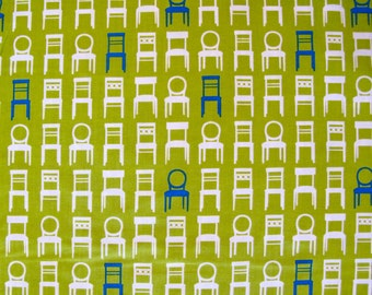 Tufted Tweets - Grass -  By Robert Kaufman - 8.00 Per Yard