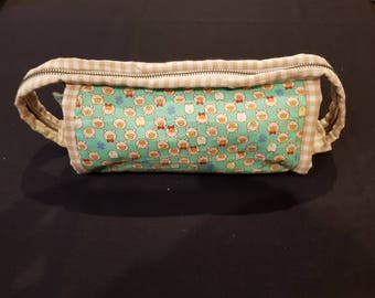 Sew Together Bag,bionic gear bag, cute piggies fabric
