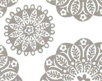 SALE 30% OFF Miriam in Mud Designer Cotton from Michael Miller Fabrics