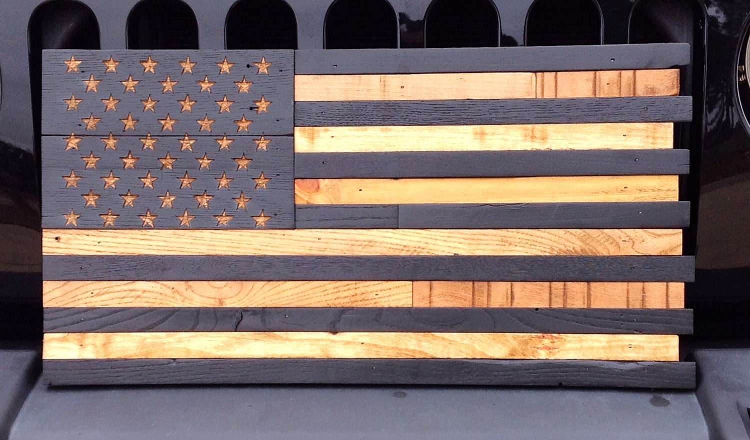 Outstanding Wooden American Flag Wall Art Inspiration - The Wall Art ...
