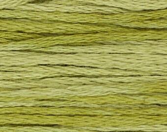 1193 Guacamole - Weeks Dye Works 6 Strand Floss