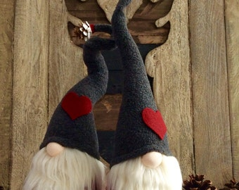"""Scandinavian Tomte """"Ollie"""" Nordic Nisse Woodland Gnome decoration  DaVinciDollDesigns Christmas Collection"""