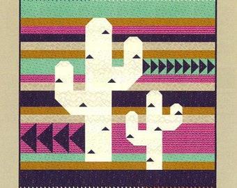 Annie Brady - Flying Cactus Quilt Pattern