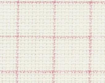 Aida 18 count Magic Guide Aida Ecru from DMC , 55 x 50 cm, 55 x 40 cm-cross stitch fabric
