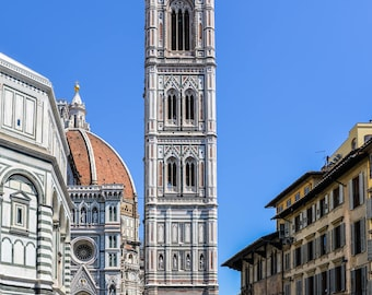 Florence Italy - Giotto's Bell Tower