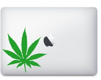 Weed Leaf - Vinyl Decal Sticker