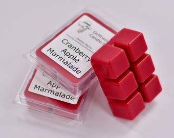 Cranberry Apple Marmalade Scented Wax Melt