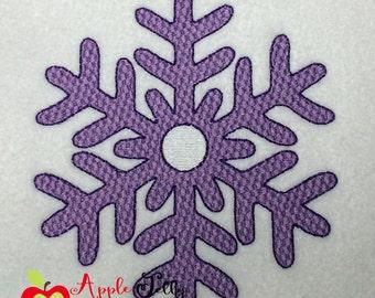 Sweet Reindeer Snowflake Design