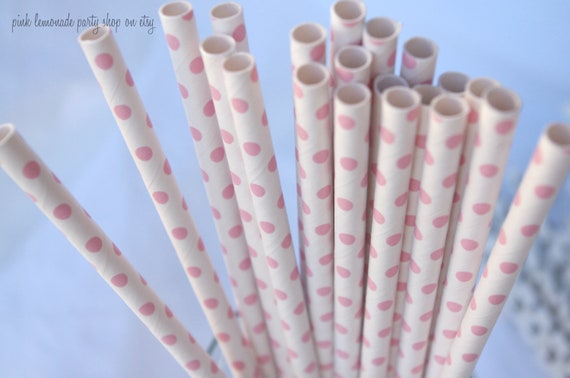 Can I Use Paper Straws For Cake Pops