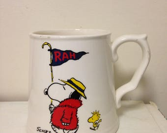 Snoopy mug/tankard
