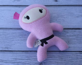 Ninja Stuffed Doll/Girl Ninja