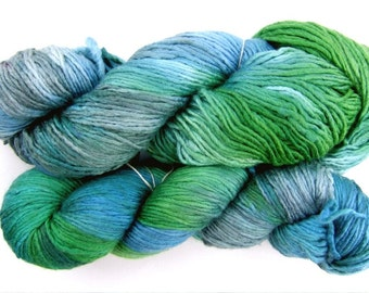 Fyberspates Silk and Merino DK Yarn - Sea Moods