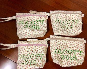Olcott NY 2018 bag