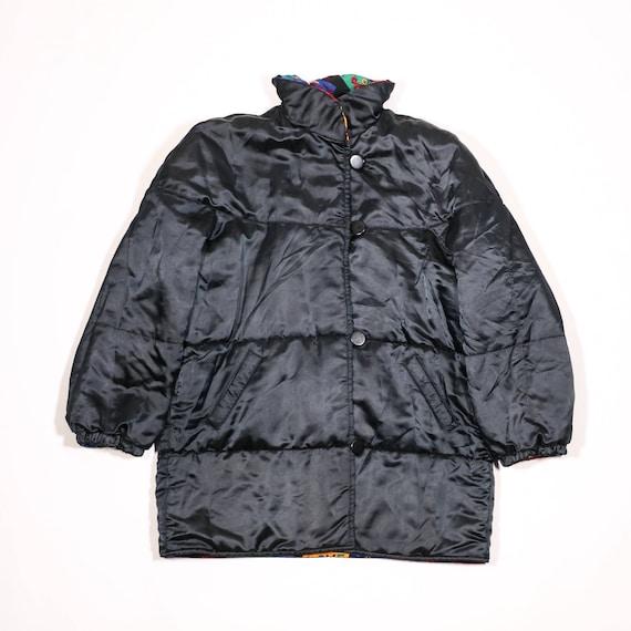 reversible jacket VINTAGE 90ies 90ies VINTAGE OxSw6Xaqt
