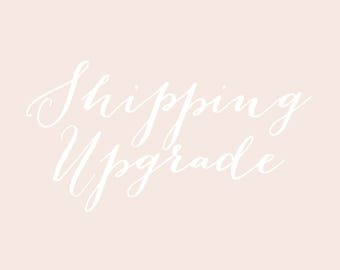 Shipping Upgrade Difference Payment