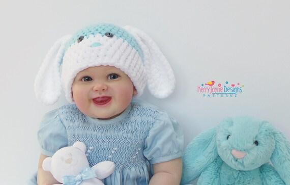 12983c4dcdf ... good bunny hat ebay rabbit ear hat knitting pattern tutorials 010ba  ef092 ...