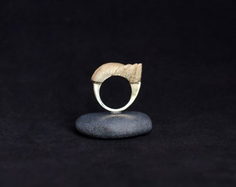 No. 3 : modern bronze ring