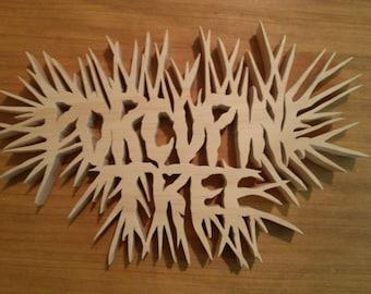 Porcupine Tree Custom Wood Working