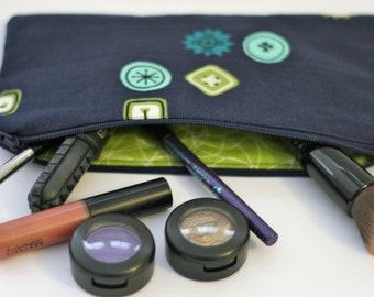 Handmade Pouch / Pencil Case / Make Up Case