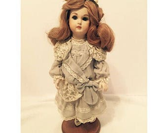 Vintage Tete Jumeau French Reproduction Doll