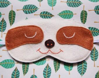 Sloth Beauty Sleep Mask