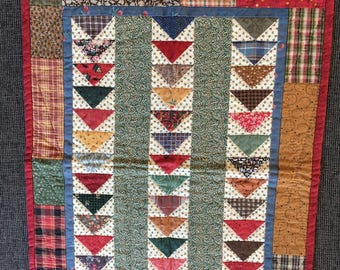 Little Quilt - Flying Geese